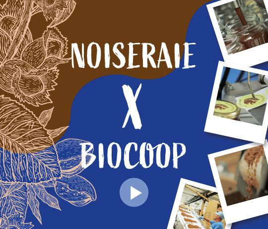 Biocoop/Noiseraie, une relation durable !